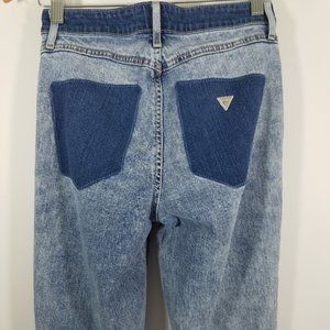 Zara Jeans - Zara Two Tones 1981 Skinny Jeans Size 26